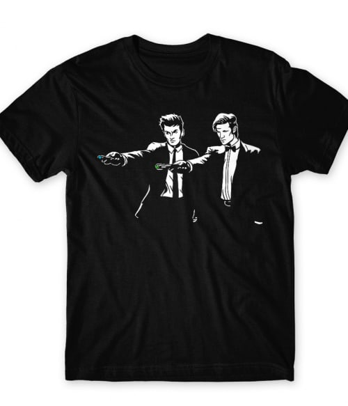 Dr. Who Shot Póló - Ha Doctor Who rajongó ezeket a pólókat tuti imádni fogod!