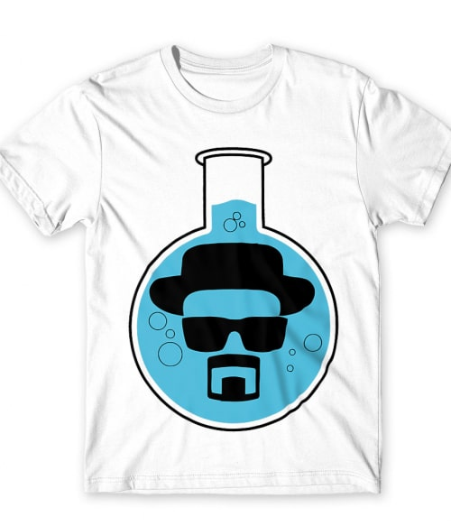 Totál szívás üveg Póló - Ha Breaking Bad rajongó ezeket a pólókat tuti imádni fogod!