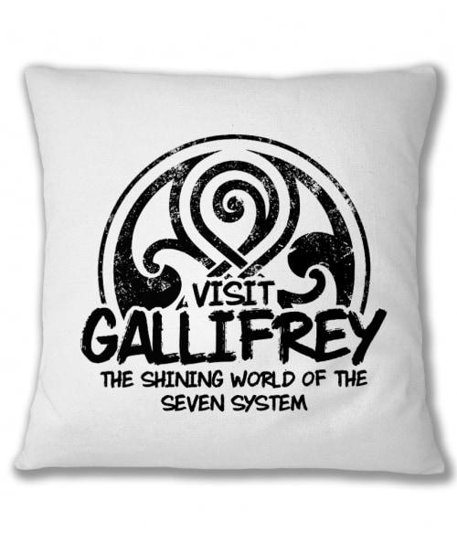 Visit Gallifrey Póló - Ha Doctor Who rajongó ezeket a pólókat tuti imádni fogod!