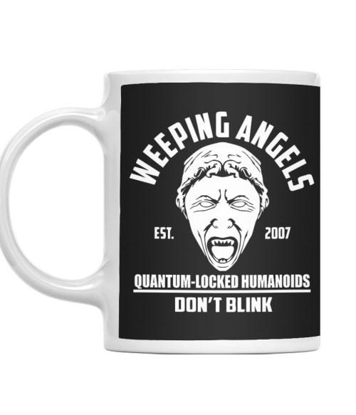 Weeping Angels Póló - Ha Doctor Who rajongó ezeket a pólókat tuti imádni fogod!