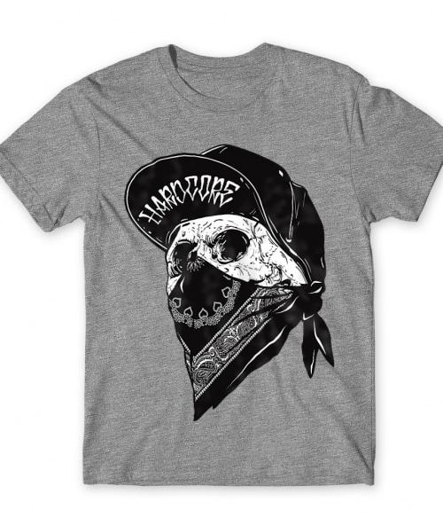 Hardcore Póló - Ha Skulls rajongó ezeket a pólókat tuti imádni fogod!