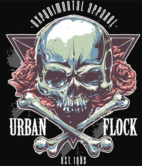 Urban flock Póló - Ha Skulls rajongó ezeket a pólókat tuti imádni fogod!