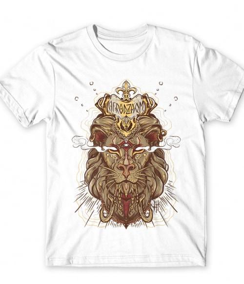 AFRODZAQM LION Póló - Ha Lion rajongó ezeket a pólókat tuti imádni fogod!