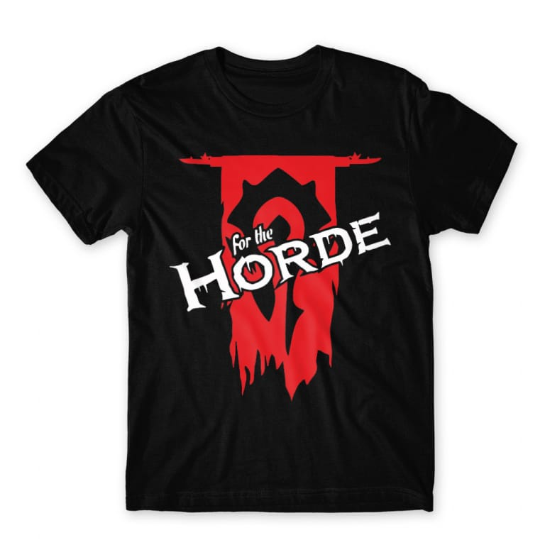 913a87e1cc For The Horde Póló - World of Warcraft