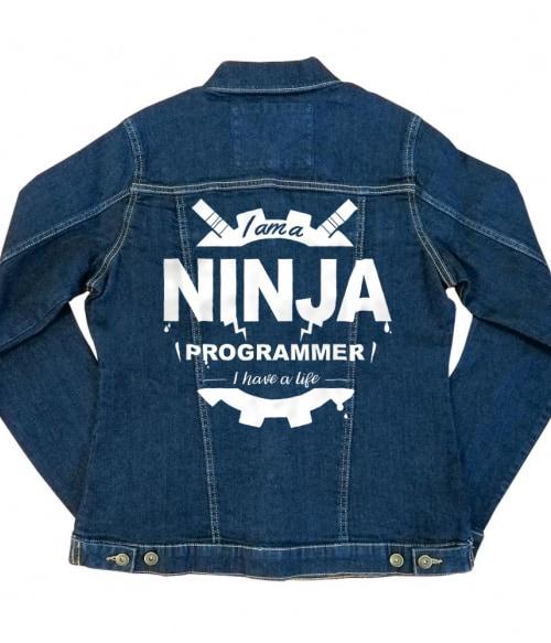 Ninja programmer Póló - Ha Programming rajongó ezeket a pólókat tuti imádni fogod!