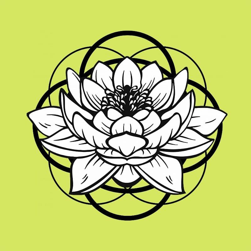 Lotus mandala Póló - Ha Flower rajongó ezeket a pólókat tuti imádni fogod!