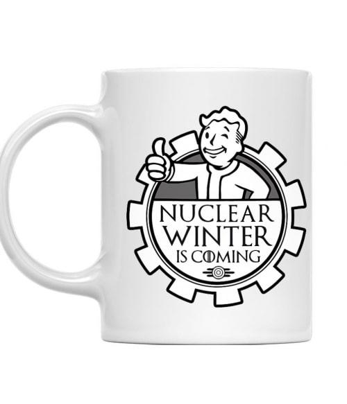 Nuclear Winter Póló - Ha Fallout rajongó ezeket a pólókat tuti imádni fogod!