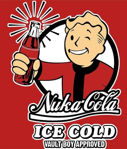 NucaCola Póló - Ha Fallout rajongó ezeket a pólókat tuti imádni fogod!