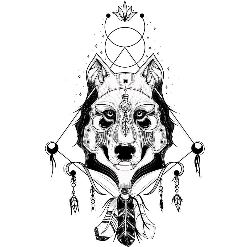Dream wolf Póló - Ha Wolf rajongó ezeket a pólókat tuti imádni fogod!