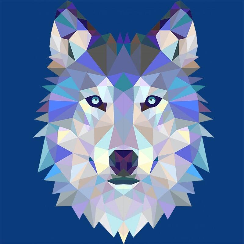 Polygon wolf Póló - Ha Wolf rajongó ezeket a pólókat tuti imádni fogod!