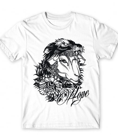 Sheep hope Póló - Ha Wolf rajongó ezeket a pólókat tuti imádni fogod!