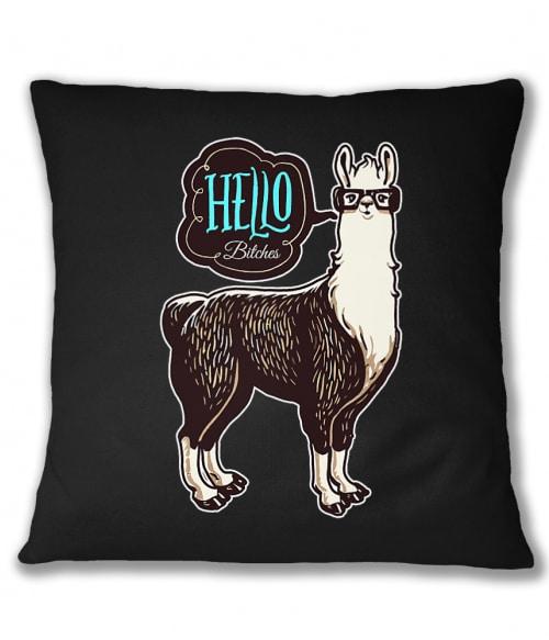 Hello bitches llama Póló - Ha Llama rajongó ezeket a pólókat tuti imádni fogod!