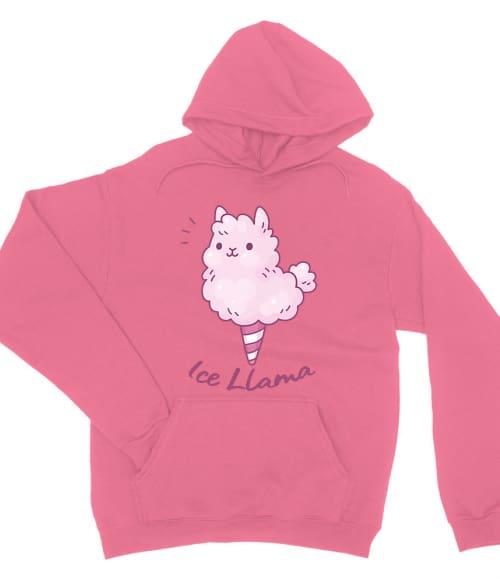 Ice llama Póló - Ha Llama rajongó ezeket a pólókat tuti imádni fogod!