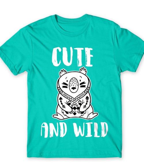 Cute and wild bear Póló - Ha Bear rajongó ezeket a pólókat tuti imádni fogod!