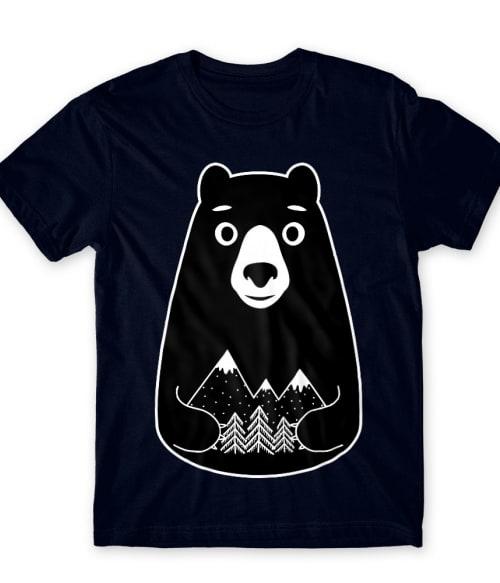 Cute bear Póló - Ha Bear rajongó ezeket a pólókat tuti imádni fogod!