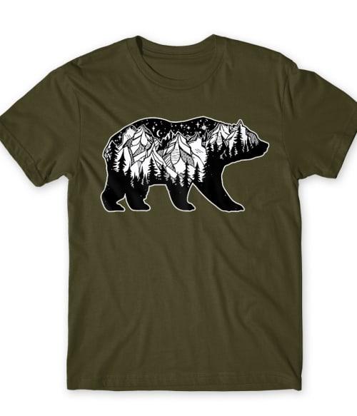 Winter bear Póló - Ha Bear rajongó ezeket a pólókat tuti imádni fogod!