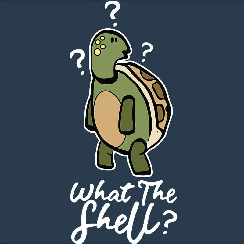 What the shell? Póló - Ha Turtle rajongó ezeket a pólókat tuti imádni fogod!