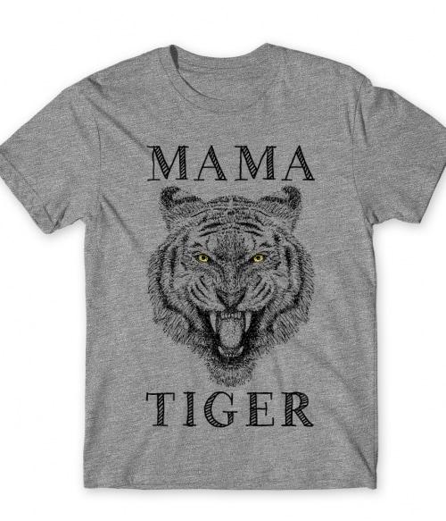Mama tiger Póló - Ha Tiger rajongó ezeket a pólókat tuti imádni fogod!