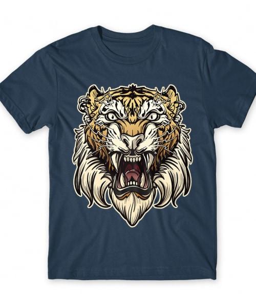 Tiger roar Póló - Ha Tiger rajongó ezeket a pólókat tuti imádni fogod!