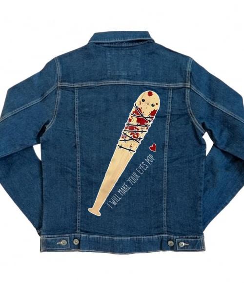 Cute Lucille Póló - Ha The Walking Dead rajongó ezeket a pólókat tuti imádni fogod!