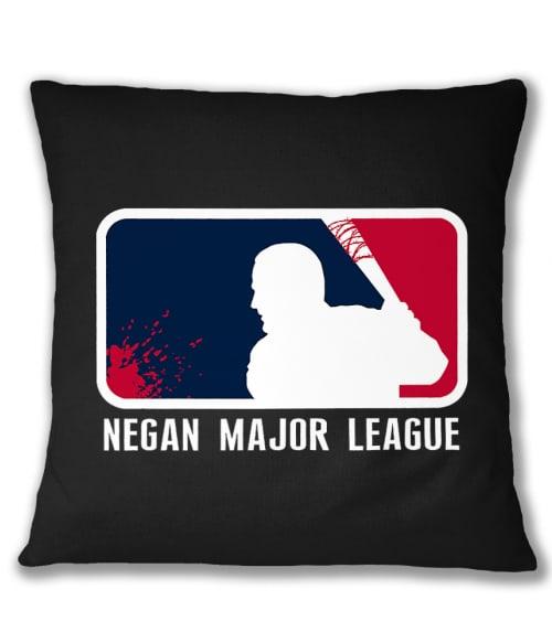 Negan Major League Póló - Ha The Walking Dead rajongó ezeket a pólókat tuti imádni fogod!