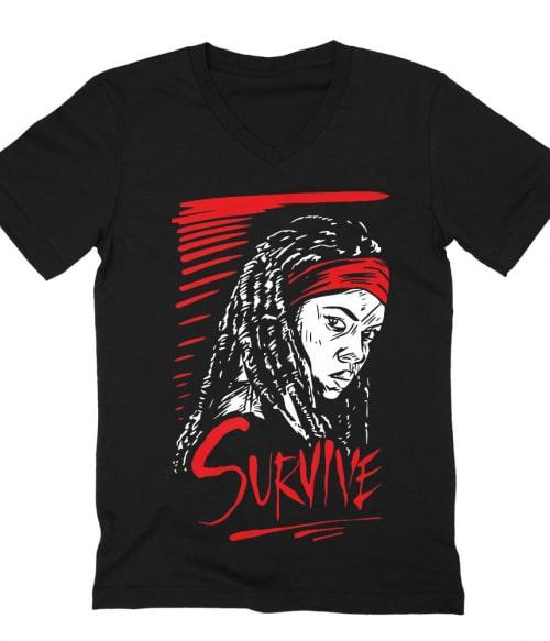 Survive Walking Dead Póló - Ha The Walking Dead rajongó ezeket a pólókat tuti imádni fogod!