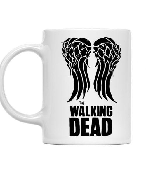 Walking Dead wings Póló - Ha The Walking Dead rajongó ezeket a pólókat tuti imádni fogod!