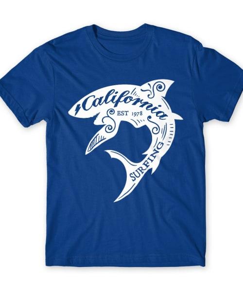 California Shark Póló - Ha Shark rajongó ezeket a pólókat tuti imádni fogod!