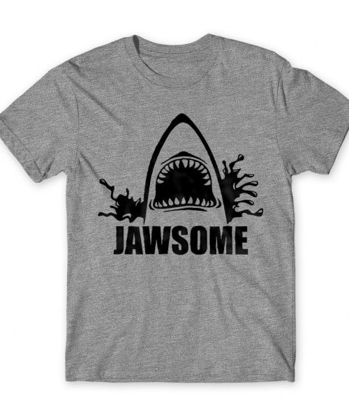 Jawsome Póló - Ha Shark rajongó ezeket a pólókat tuti imádni fogod!
