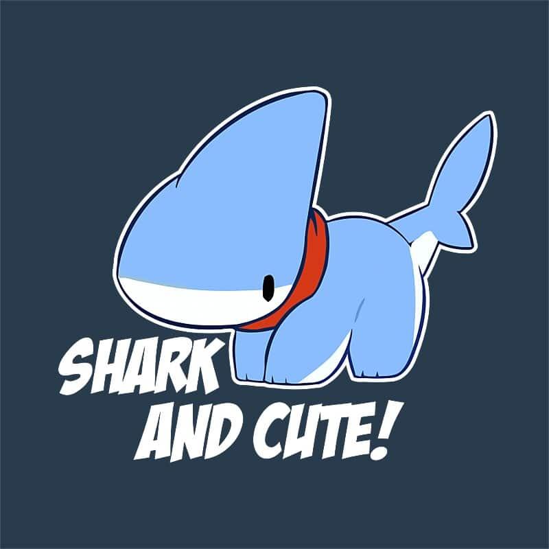 Shark and cute Póló - Ha Shark rajongó ezeket a pólókat tuti imádni fogod!