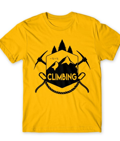 Climbing Póló - Ha Hiking rajongó ezeket a pólókat tuti imádni fogod!