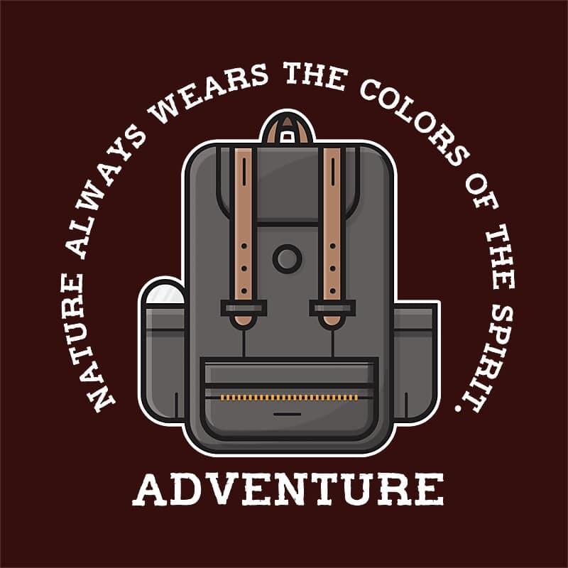 Colors of the spirit Póló - Ha Hiking rajongó ezeket a pólókat tuti imádni fogod!