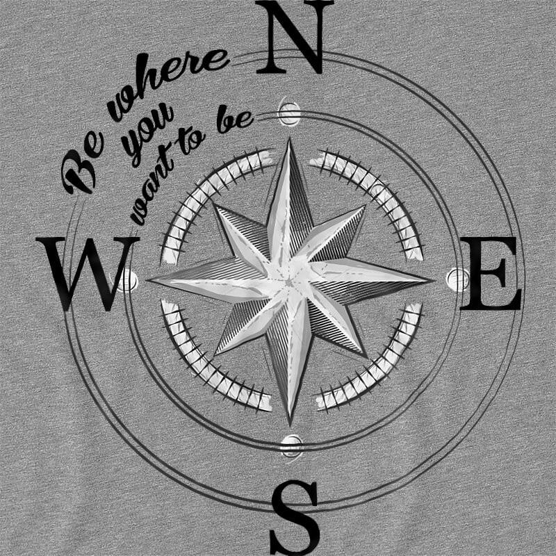 Wind rose Póló - Ha Hiking rajongó ezeket a pólókat tuti imádni fogod!