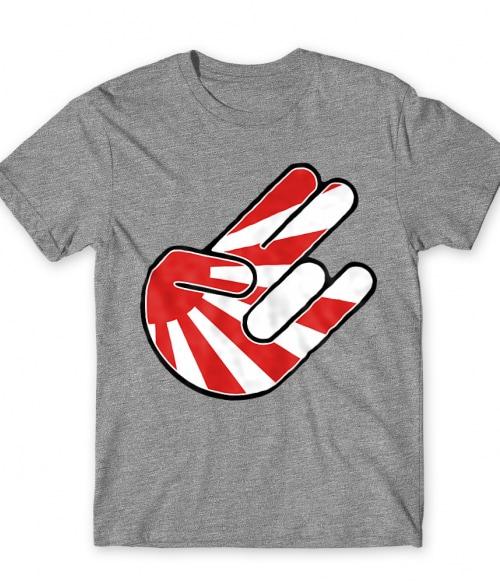 JDM Hand Póló - Ha Driving rajongó ezeket a pólókat tuti imádni fogod!