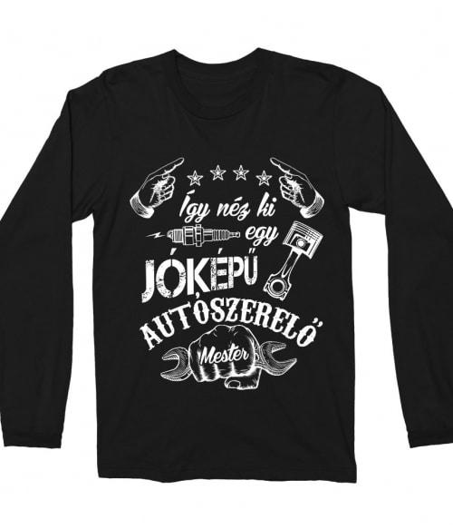 Jóképű autószerelő Póló - Ha Driving rajongó ezeket a pólókat tuti imádni fogod!