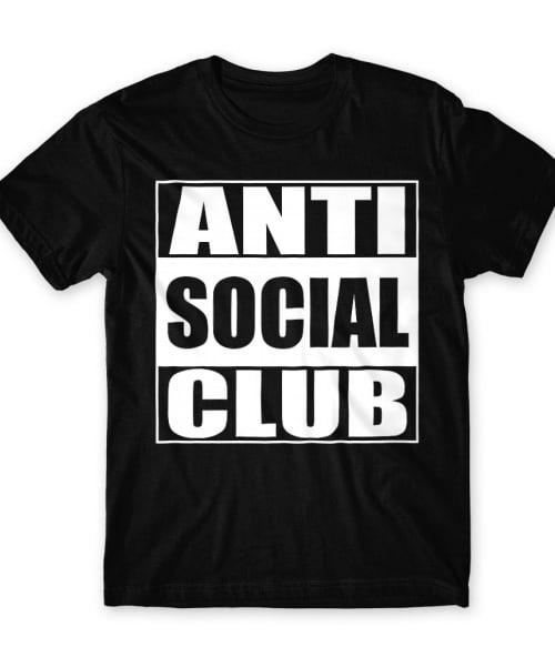 Straight outta social Póló - Ha Antisocial rajongó ezeket a pólókat tuti imádni fogod!