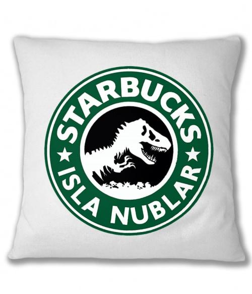 Jurassic Starbucks Póló - Ha Jurassic Park rajongó ezeket a pólókat tuti imádni fogod!