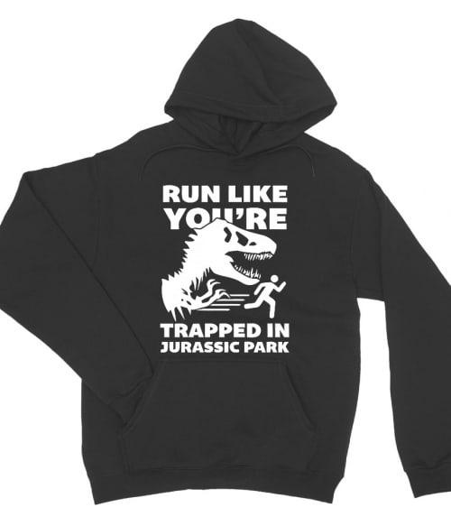 Trapped in jurassic park Póló - Ha Jurassic Park rajongó ezeket a pólókat tuti imádni fogod!
