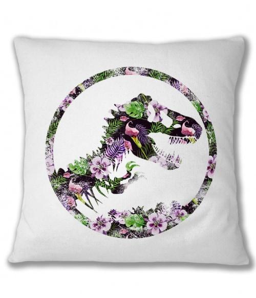 Tropical jurassic logo Póló - Ha Jurassic Park rajongó ezeket a pólókat tuti imádni fogod!