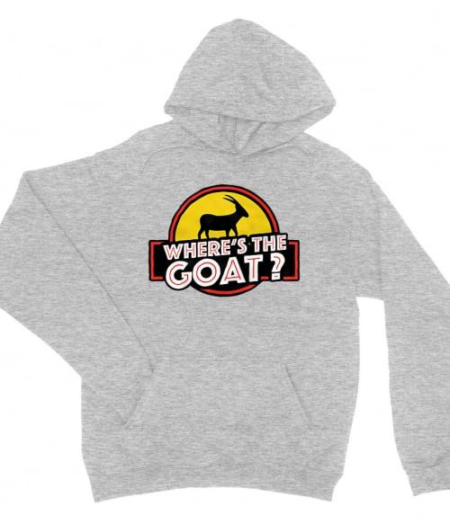 Where is the goat Póló - Ha Jurassic Park rajongó ezeket a pólókat tuti imádni fogod!