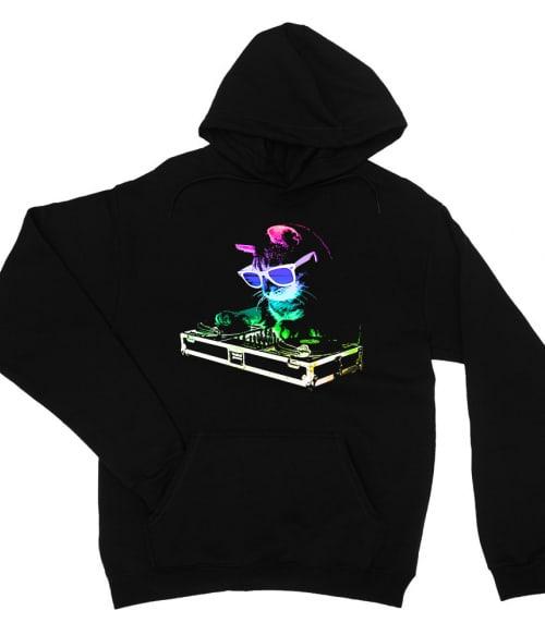 DJ cat Póló - Ha Cat rajongó ezeket a pólókat tuti imádni fogod!