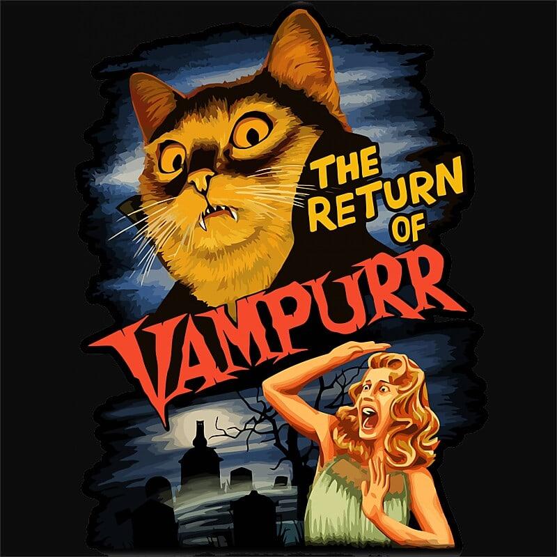 Vampurr Póló - Ha Cat rajongó ezeket a pólókat tuti imádni fogod!