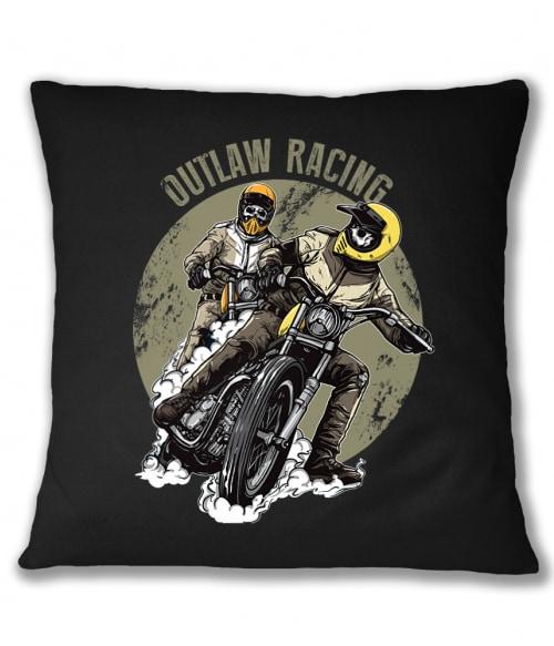 Outlaw Racing Póló - Ha Motorcycle rajongó ezeket a pólókat tuti imádni fogod!