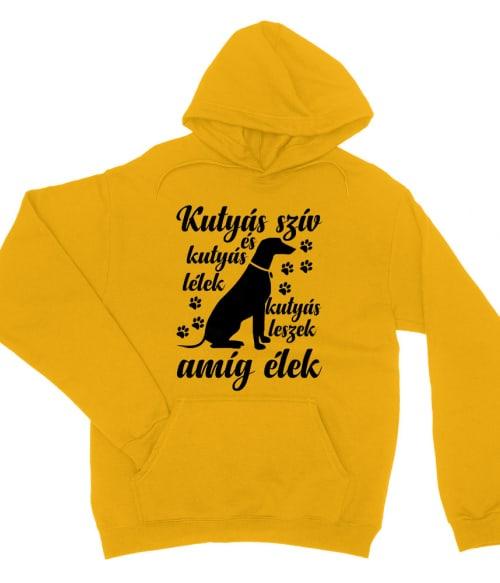 Kutyás szív Póló - Ha Dog rajongó ezeket a pólókat tuti imádni fogod!