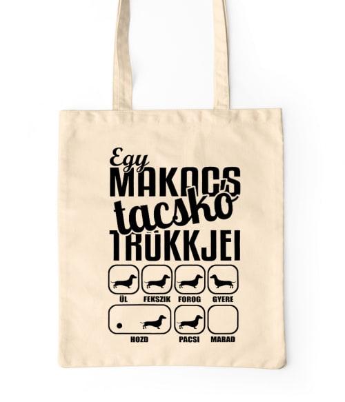 Makacs tacskó Póló - Ha Dog rajongó ezeket a pólókat tuti imádni fogod!