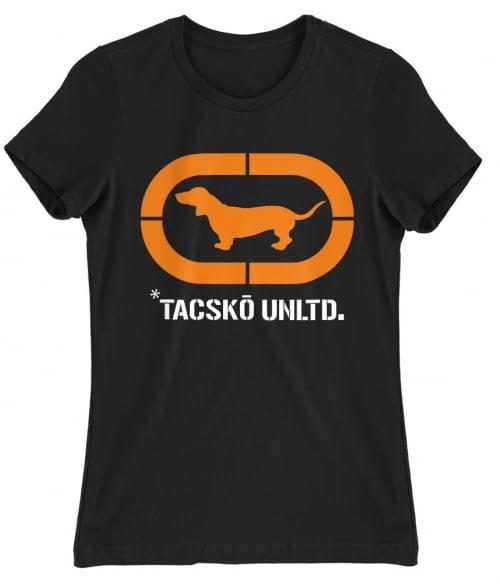 Tacskó unltd Póló - Ha Dog rajongó ezeket a pólókat tuti imádni fogod!