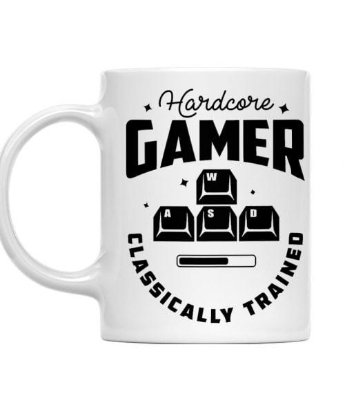 Hardcore gamer Póló - Ha Gamer rajongó ezeket a pólókat tuti imádni fogod!