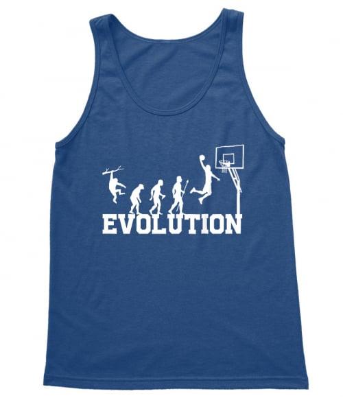 Basketball Evolution Póló - Ha Basketball rajongó ezeket a pólókat tuti imádni fogod!