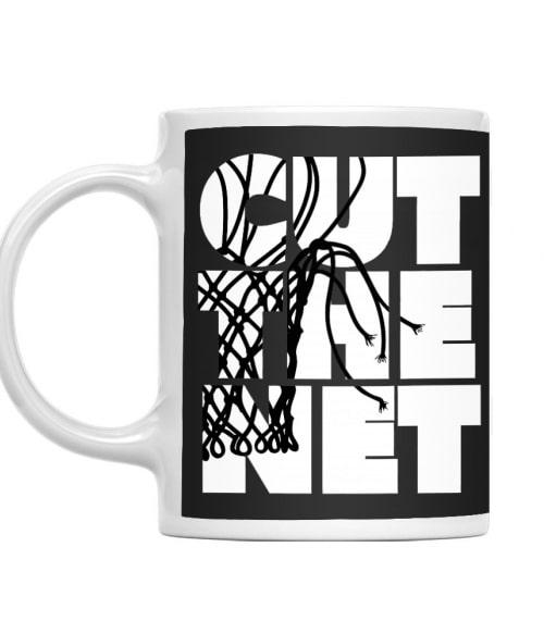Cut the net Póló - Ha Basketball rajongó ezeket a pólókat tuti imádni fogod!