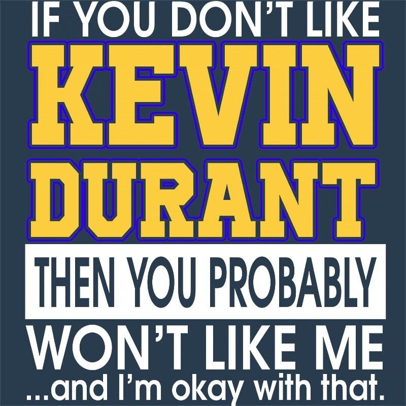 Kevin Durant Póló - Ha Basketball rajongó ezeket a pólókat tuti imádni fogod!